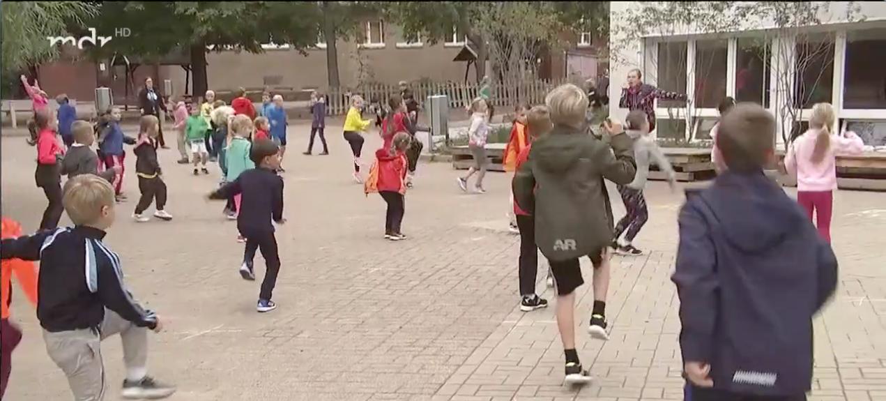 "Aktionstag ""Jugend trainiert für Olympia"""