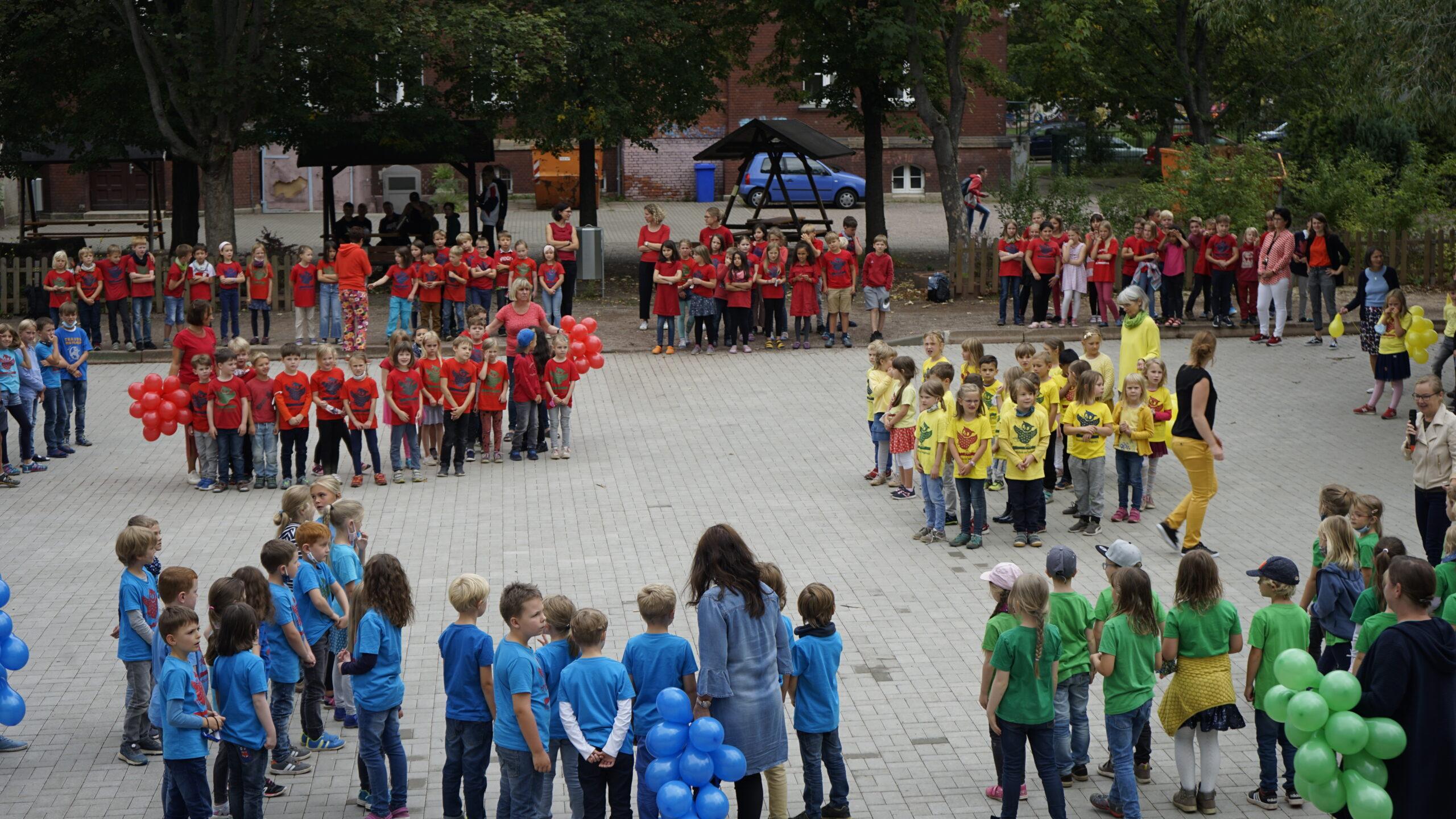 Lernhäuser / Stammgruppen
