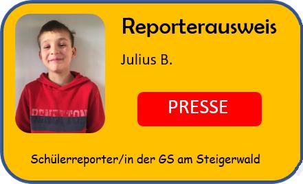 Schülerreporter gesucht!